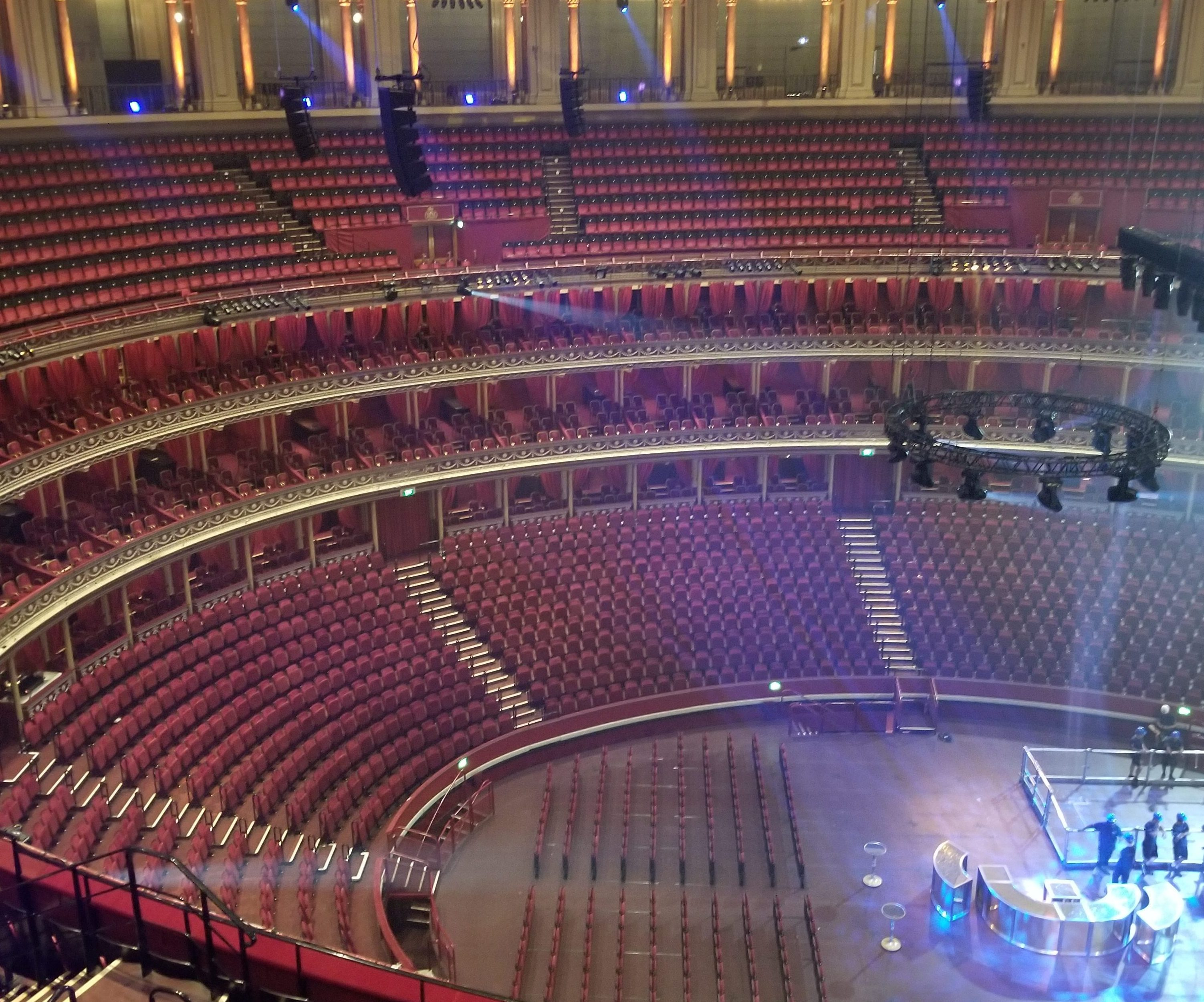 Royal Albert Hall supports those with dementia and Alzheimer