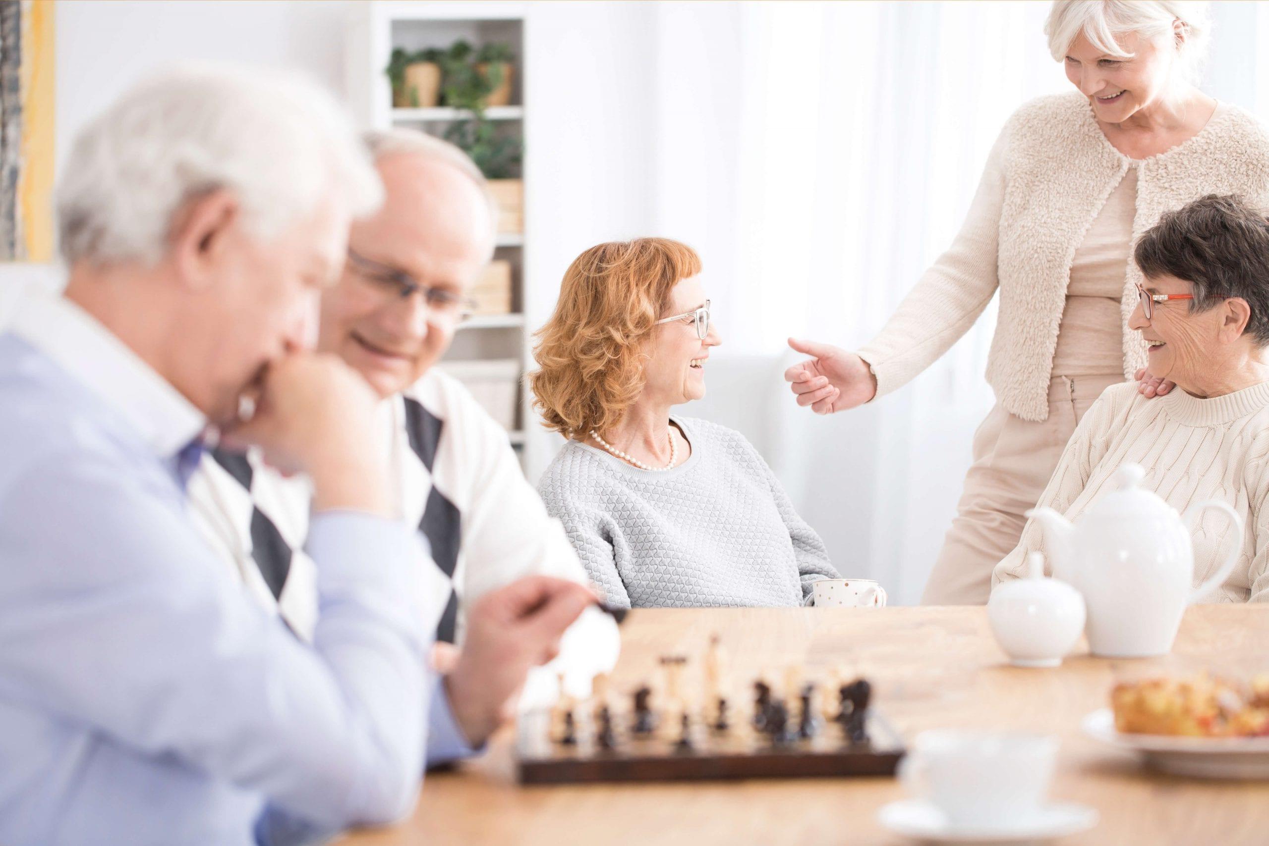 seniors community