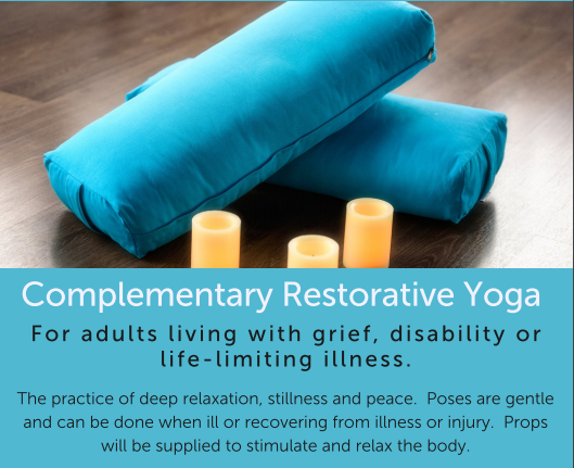 Complementary Restorative Yoga