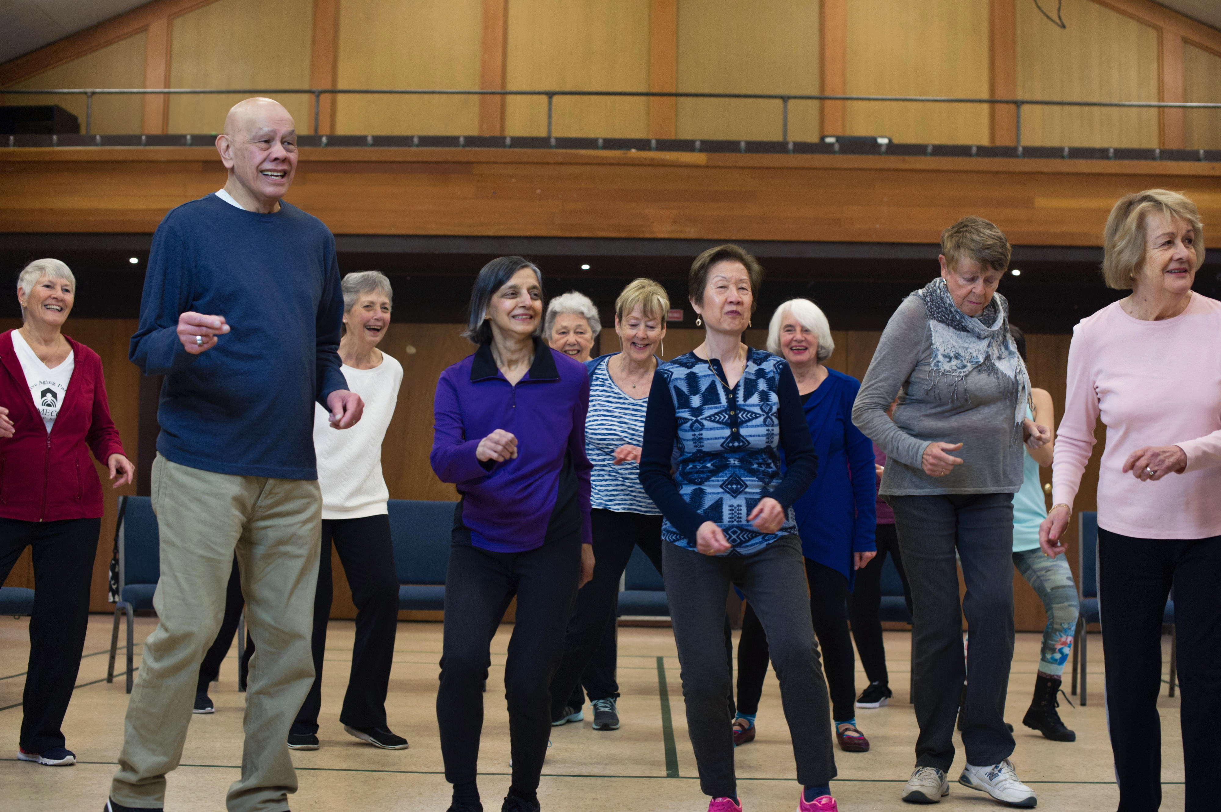 More Events to Celebrate Active Aging Week