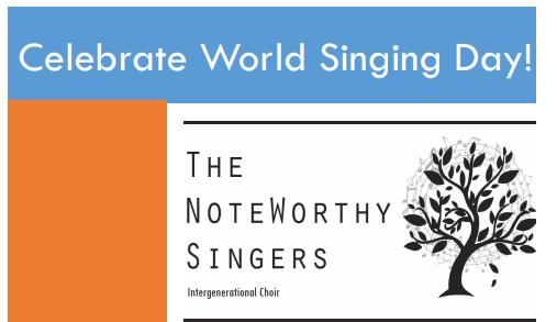 World Singing Day
