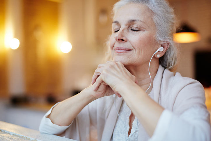 music can help seniors